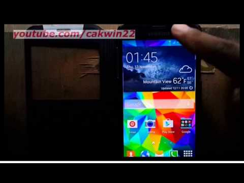 Samsung Galaxy S5 : How to enable or disable auto redial call (Android Phone)