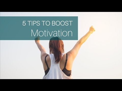 How To Keep Yourself Motivated in 5 Simple Steps | Psychology of Motivation
