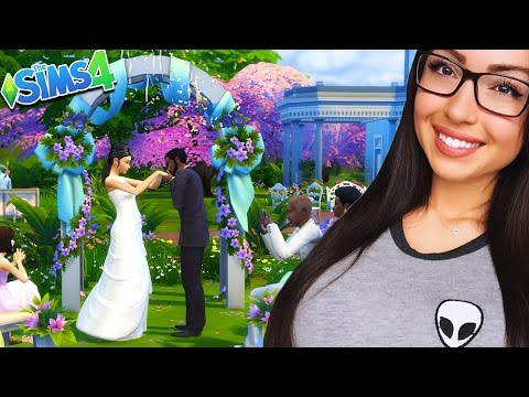 The Sims 4 - GETTING MARRIED!! SIMS 4 Gameplay, Episode 10! (Sims 4 Gameplay)