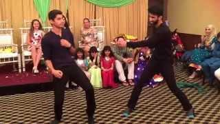 Mohib and Judy Mehndi Dance 2015 (Nadeem and Owais)