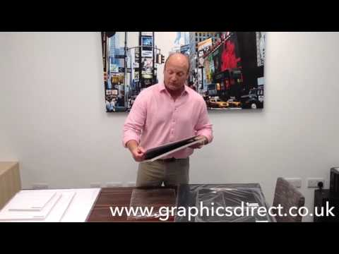GraphicPro Mount Board