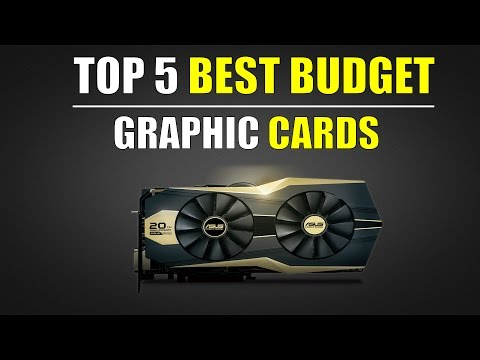 Top 5 Best Budget Graphic Cards, India  (June 2016)