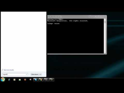 How To: Disable Windows 7/Vista Activation for up to 1 year