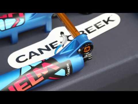 Cane Creek Helm 2017 Fork Details Sea Otter Classic