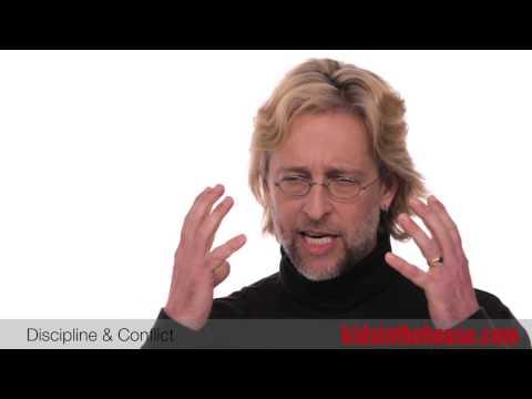 Preschool Education Tips - Discipline and Conflict - Tom Hobson