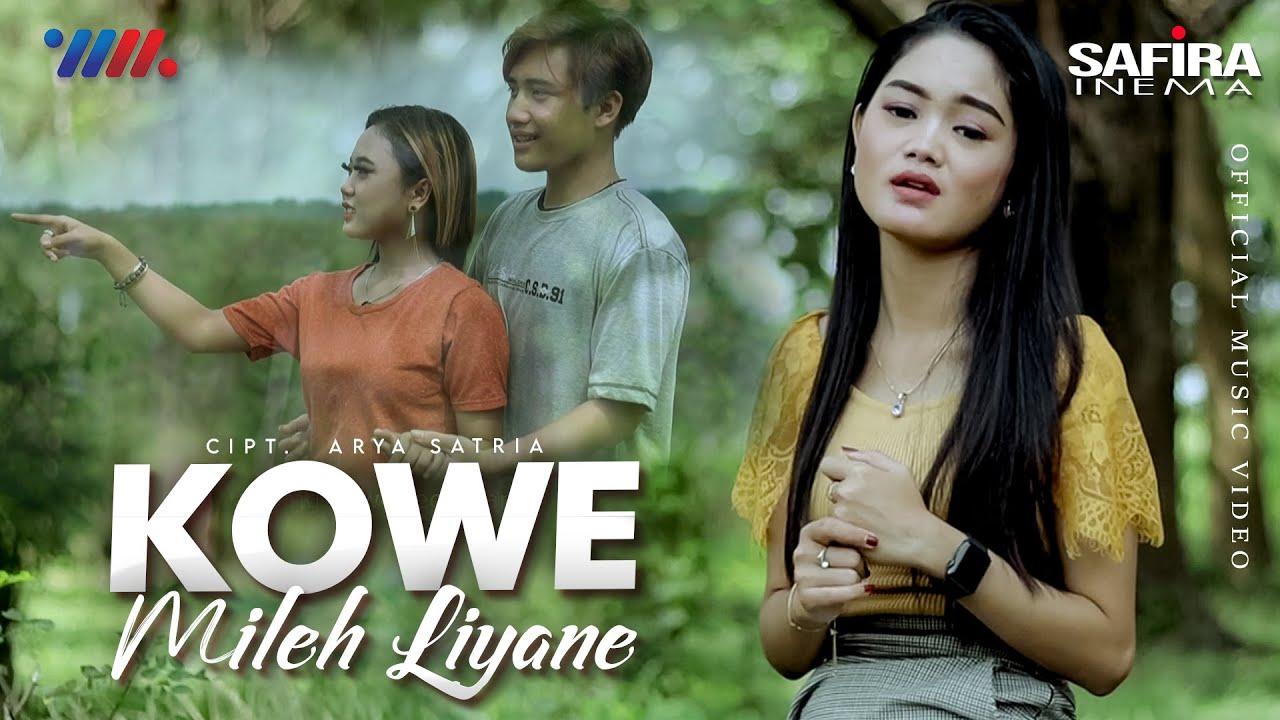 Download SAFIRA INEMA | KOWE MILEH LIYANE | Official Music Video MP3 Gratis
