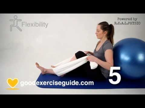 A Complete Physiotherapy Exercise Routine For Total Knee Replacement