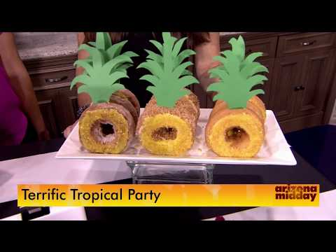 Tropical Party Ideas