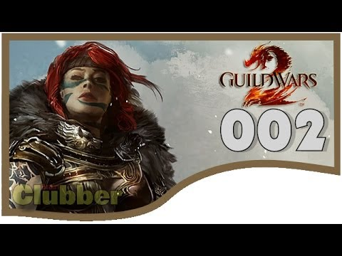 Issomir der Fette Wurm :D ★ MMORPG ★ Let's Play GW 2 - Guild Wars 2 Gameplay #002