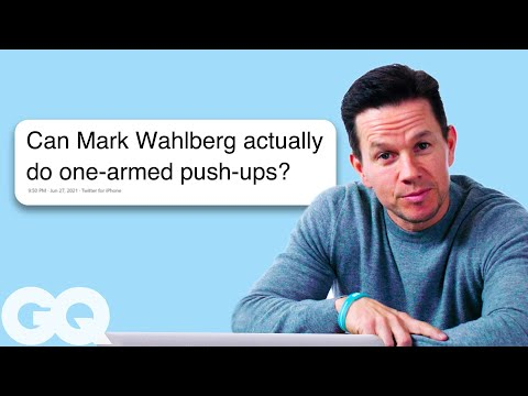 Mark Wahlberg Goes Undercover on Twitter, Facebook, Quora, and Reddit   Actually Me   GQ