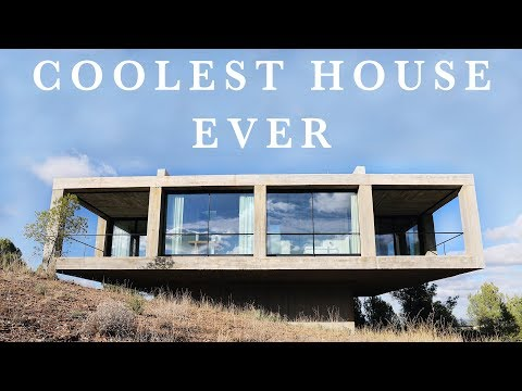 THE COOLEST HOUSE EVER ! (minimalist interior design house tour)