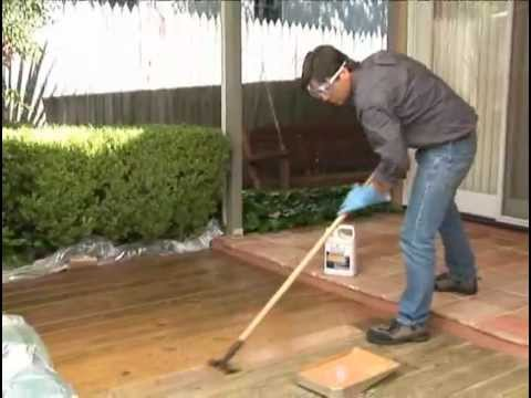 Clean & Treat a Deck in One Day with Thompson's WaterSeal