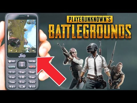 PUBG On Jio Phone || How to Play PUBG in Jio Phone || Real or Fake