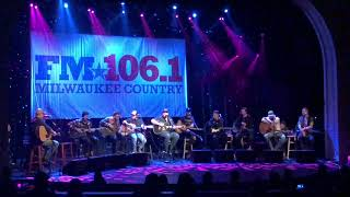 Luke Combs - She Got The Best Of Me Live