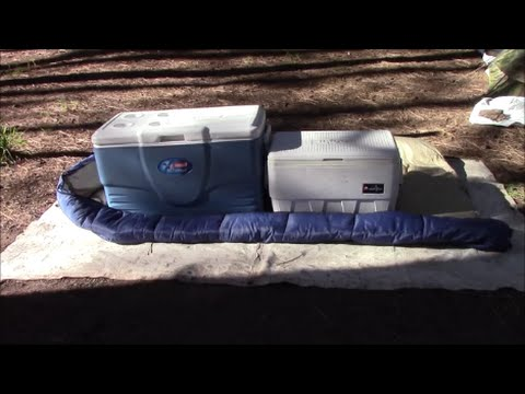 Camping Cooler Hacks - Field Review
