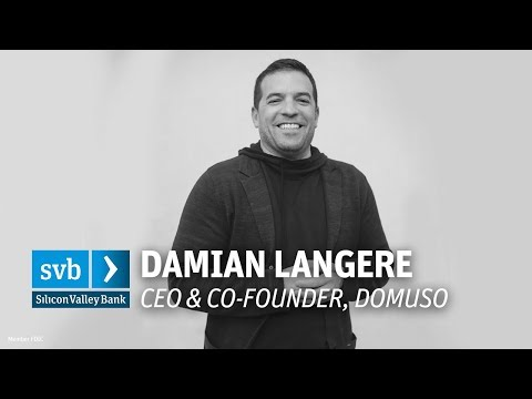 Damian Langere, Domuso: How to identify a specific problem to solve