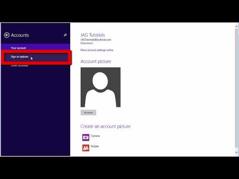 Windows 8 / 8.1 - How to Change Password [Tutorial]