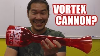 Yard Long Margarita Vortex Cannon ft. Sarah Petkus
