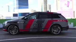 Audi Q7 Piloted Driving Concept exterior