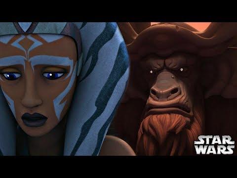 The Bendu Tells Ahsoka She Will Die - Star Wars Rebels Deleted Scene Explained