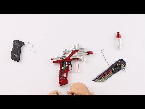 Dangerous Power Fusion Elite Paintball Gun - Maintenance/Repair