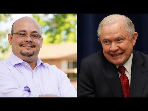 Jeff Sessions' Marijuana Overreach Challenged By Colorado Candidate