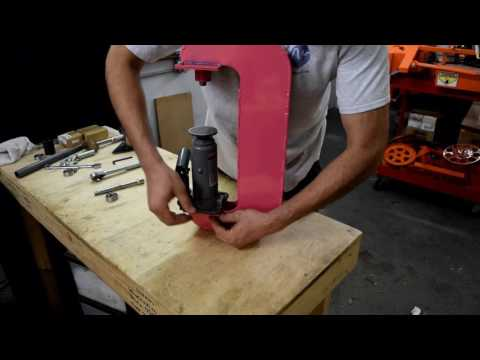 Useful Easy to Build Bearing Press