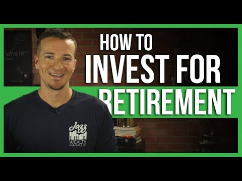 Retirement investing help for the absolute novice.