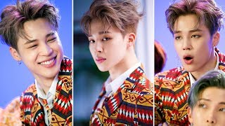Don't fall in love with JIMIN (지민 BTS) Challenge! #HappyJiminDay