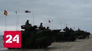 Download Военные рапортуют об успехах, СМИ фиксируют проблемы: так ли непобедимо НАТО? - Россия 24 Video
