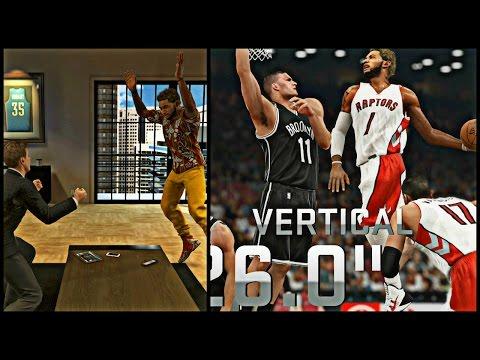 NBA 2K15 MyCAREER - Cam Finally Gets His Shoe Deal | Nike Vertical Replays On Deck Cam Got BOUNCE !