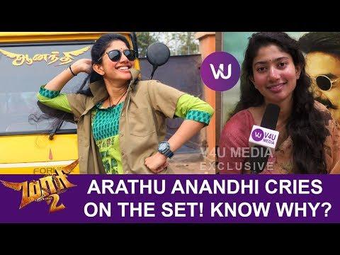 Xxx Mp4 Arathu Ananthi Cries On Set Always Know Why Sai Pallavi Interview Maari 2 Exclusive 3gp Sex