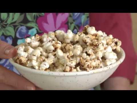Good Food, Good Life, 365 - Lime and Spice Popcorn