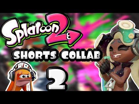 Splatoon 2 Shorts Collab 2