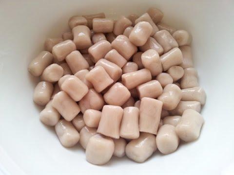 How to make Taiwanese Taro Balls