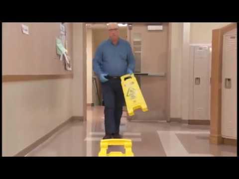 How To Apply Floor Finish / Floor Sealers