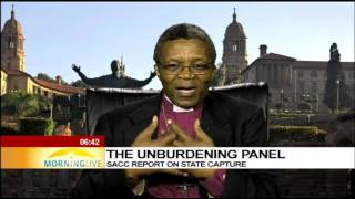 Unpacking - The Unburdening Panel, SACC Report on State Capture 1