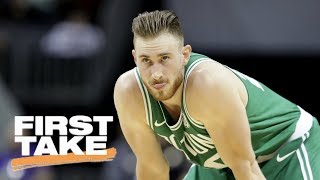 First Take reacts to Gordon Hayward
