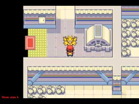 Let's Play Pokemon FireRed Omega: Part 42 - 150 Ultra Balls Later...