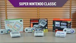 Tozlu Raflar: Nintendo SNES, 27 Yaşında Yeniden Doğdu