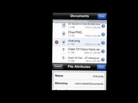 How to change your skin in minecraft pocket edition using cydia