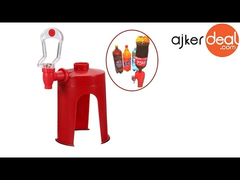 Manual Soft drink Dispenser | Mini Drink Distribution machine for home