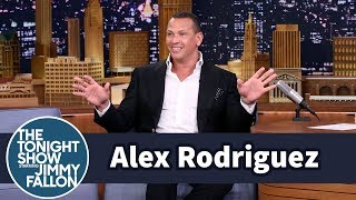 alex rodriguez often gets mistaken for jennifer lopezs security guard