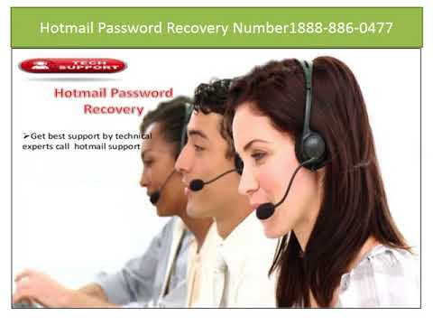 1888 886 0477 How to reset hotmail account settings ?