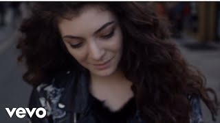 Lorde - Under The Influence Part 2 (VEVO LIFT UK)