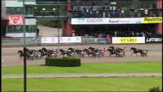 Svenskt Trav Kriterium 2008 -Maharajah
