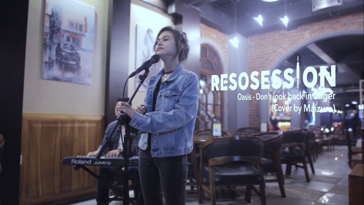 Download Resosession: Oasis - Don't Look Back in Anger (#LiveCover by Maizura) MP3 Gratis