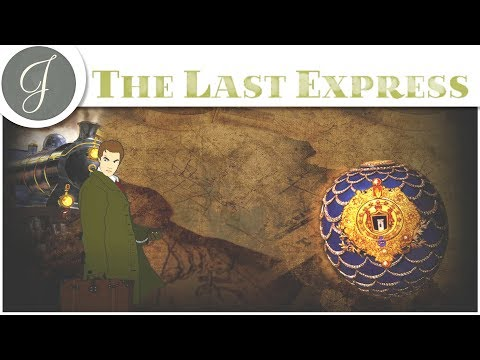 The Last Express Gameplay ▶A Murder Mystery Adventure◀ Pajama Party Livestream ~2018-02-09 - #01