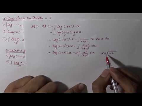 Integration By Parts Problem Solving (Hindi) - Part 2 | NCERT 12 th Class Maths
