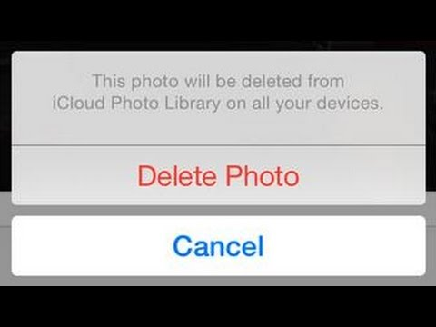How To Delete,undeletable Photos From iPhone 4,4s,5,5c,5s.6,6plus, synced photos